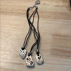 Brighton Multi Charm Necklace